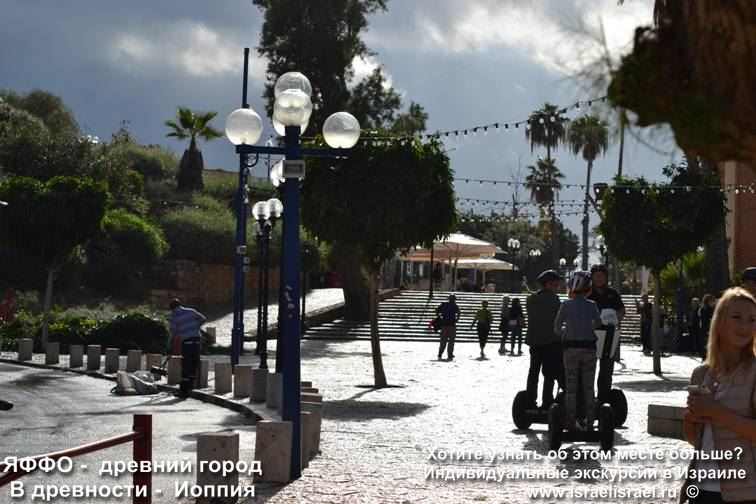 yafo old town attractions